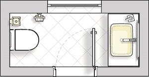 Die optimale Planung ist das A und O für die gelungene Renovierung einer Gästetoilette.